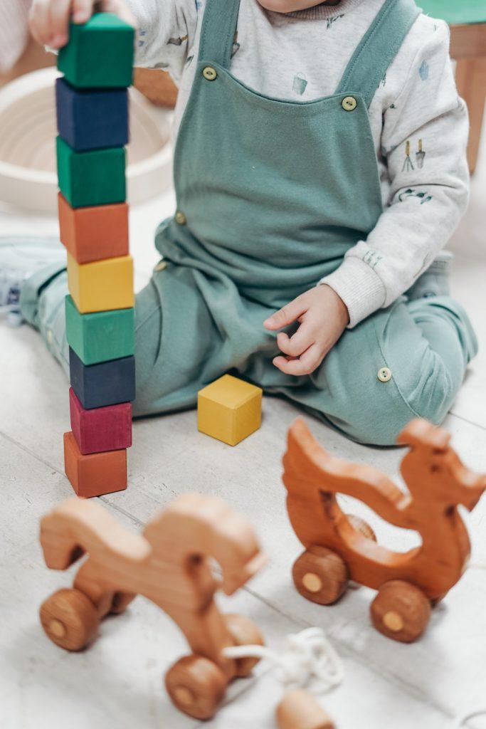Öko Spielzeug: Warum Spielsachen nachhaltig sein sollten