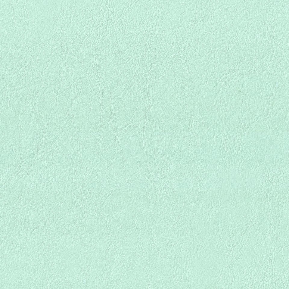 Kunstleder flammhemmend hellblau