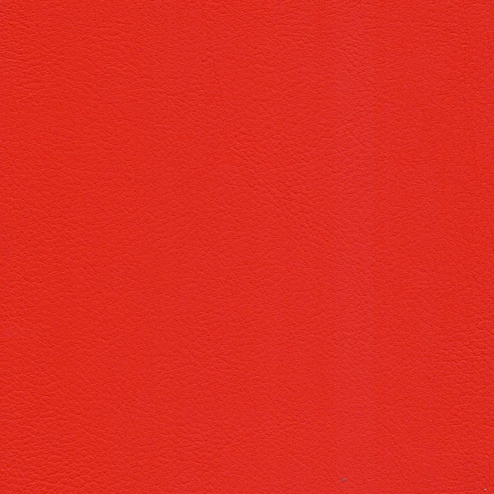 Kunstleder bielastisch rot