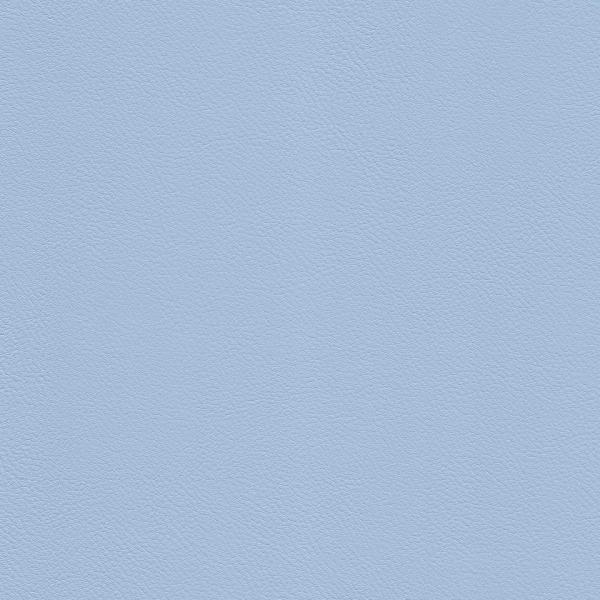 Kunstleder blass-blau