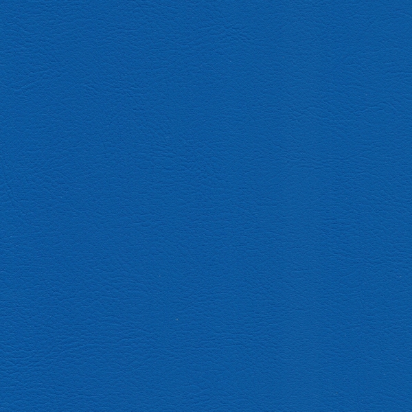 Kunstleder bielastisch blau