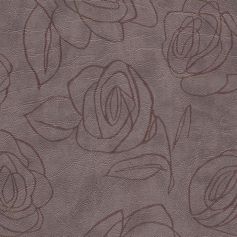 Kunstleder Roses olive