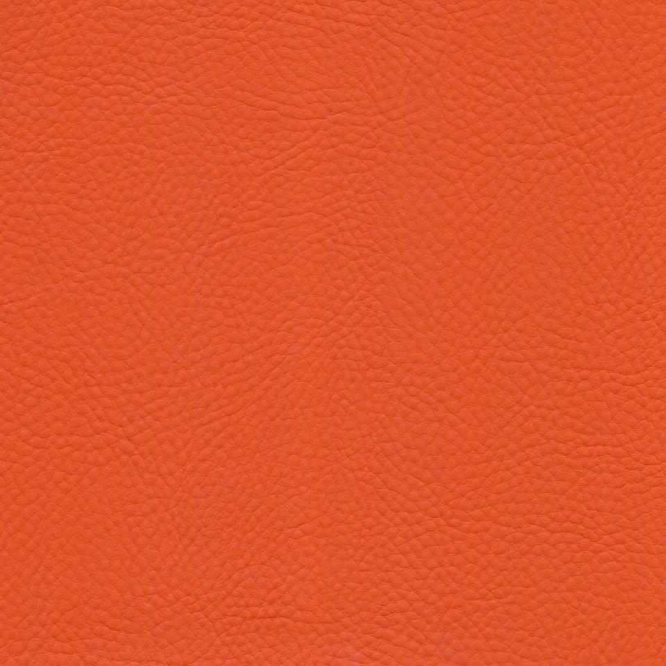 Kunstleder Softy mandarine