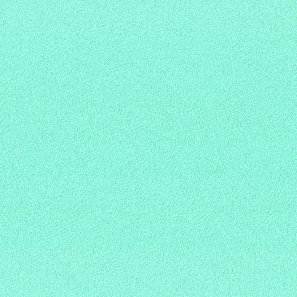 Kunstleder aquamarinblau