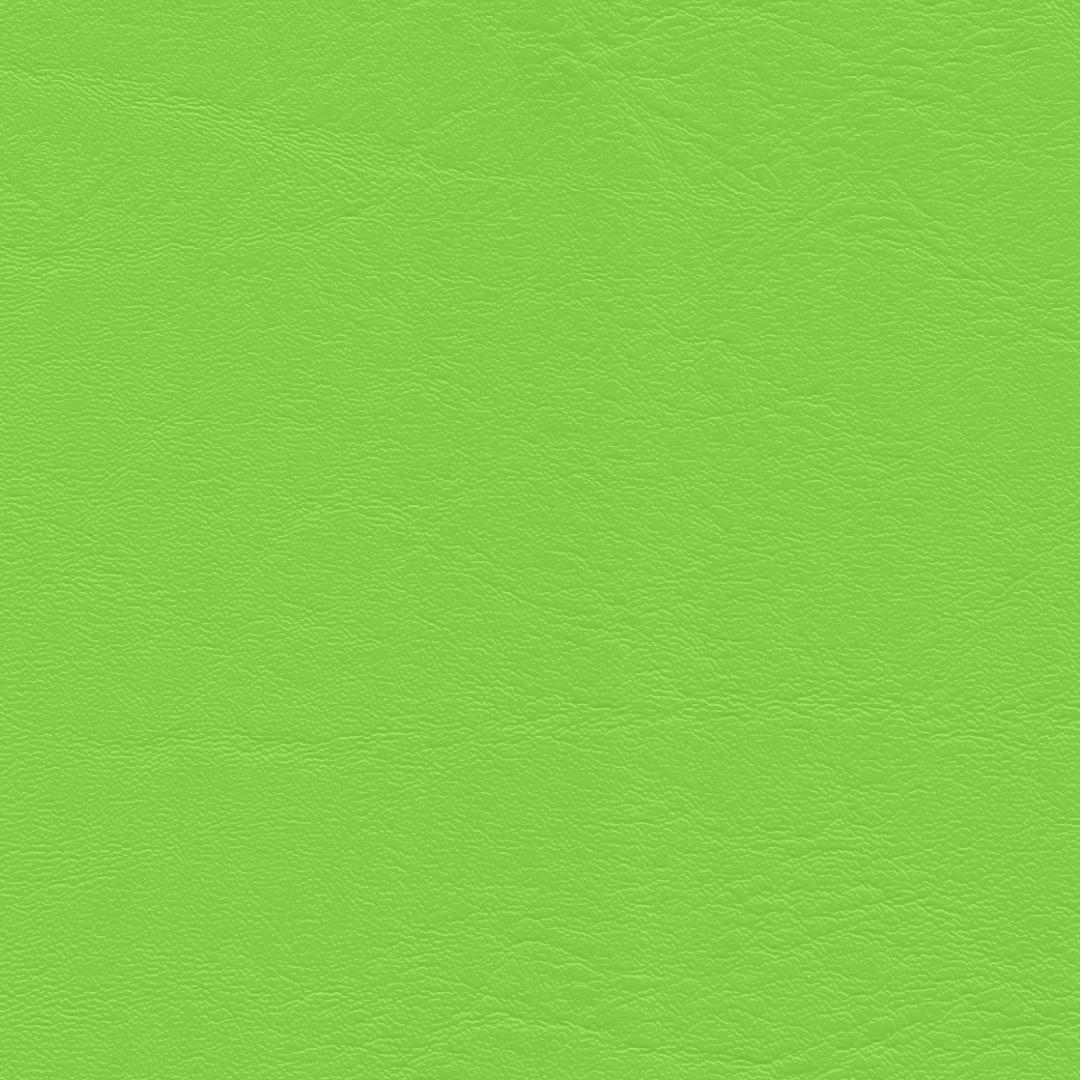 Kunstleder Neon grün