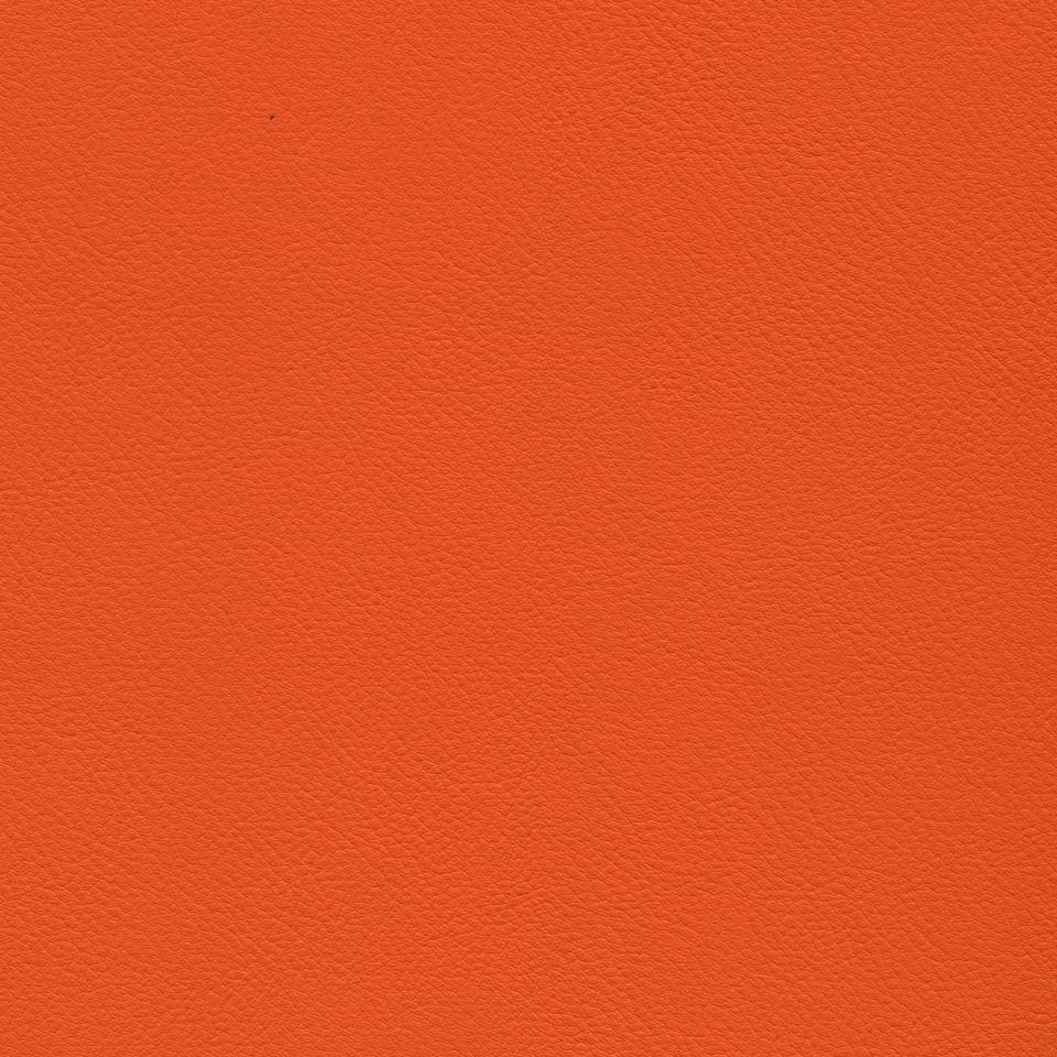 Kunstleder orange