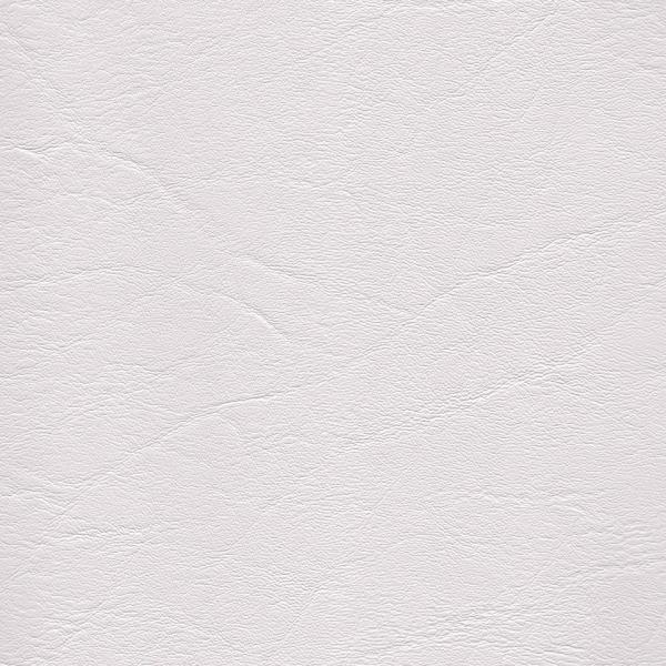 Kunstleder weiß-grau