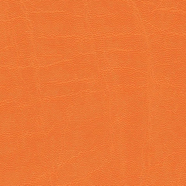 Kunstleder Elefant orange