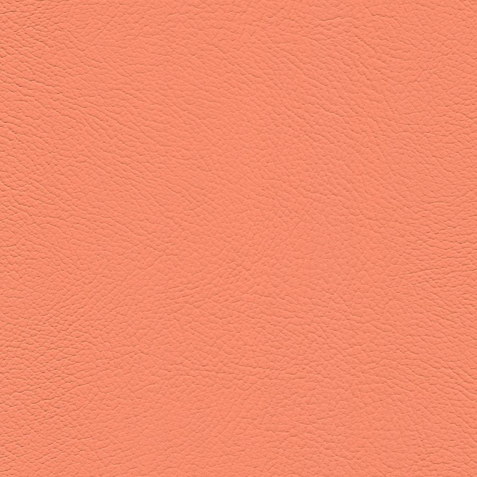 Kunstleder pastell-orange