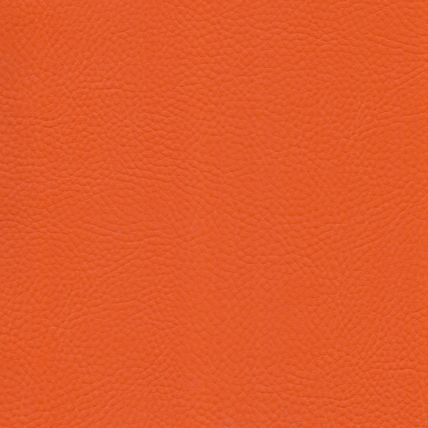 Kunstleder Softy orange