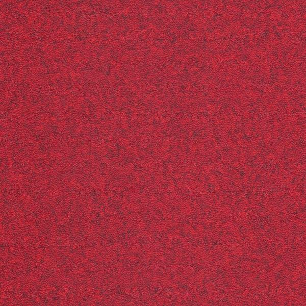 Kunstleder Filzoptik rot