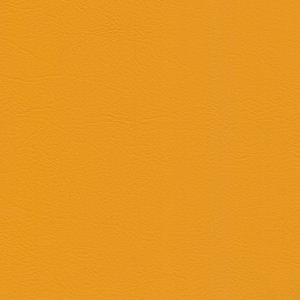 Kunstleder bielastisch gelb