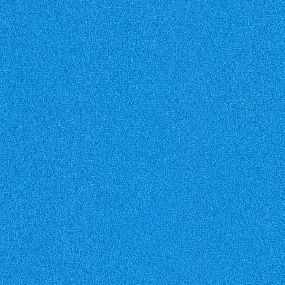 Kunstleder azurblau