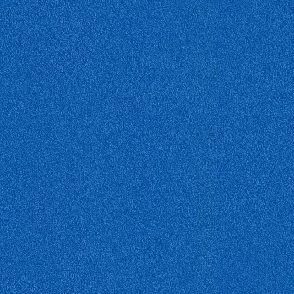 Kunstleder königsblau